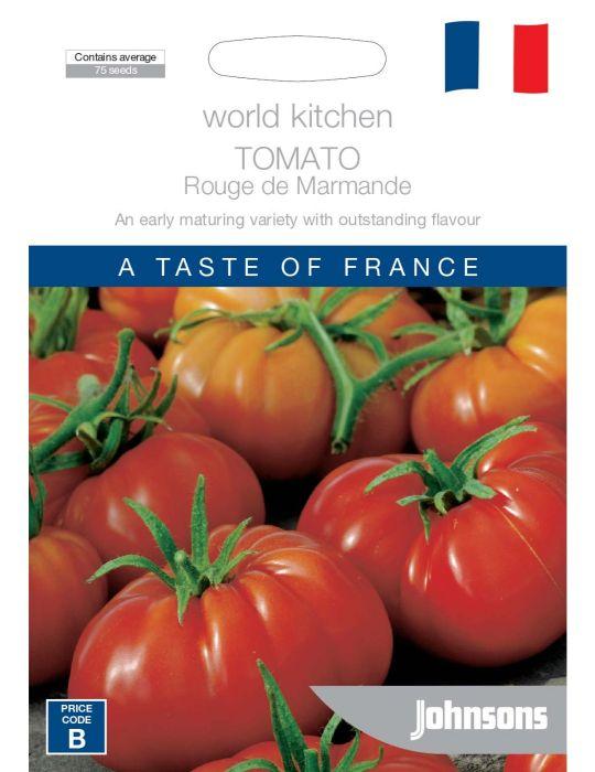 Tomato Rouge de Marmande