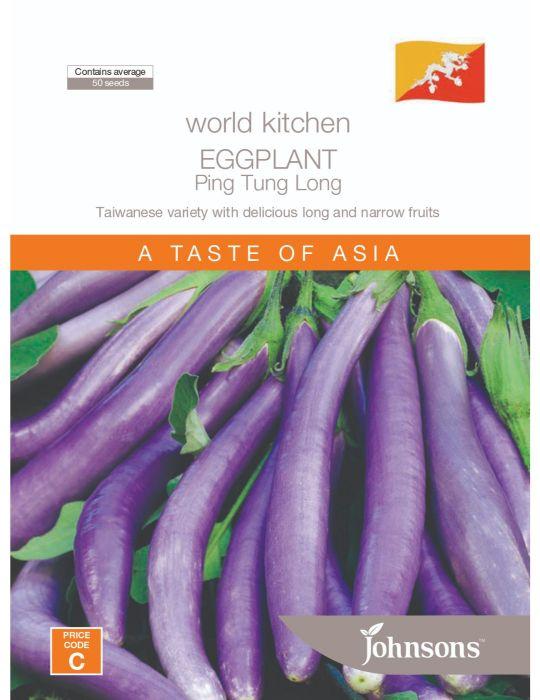 Eggplant Ping Tung Long