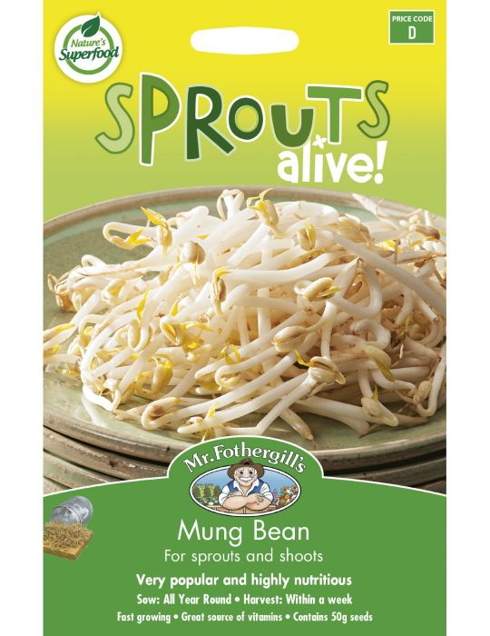 Sprouts Alive Mung Bean