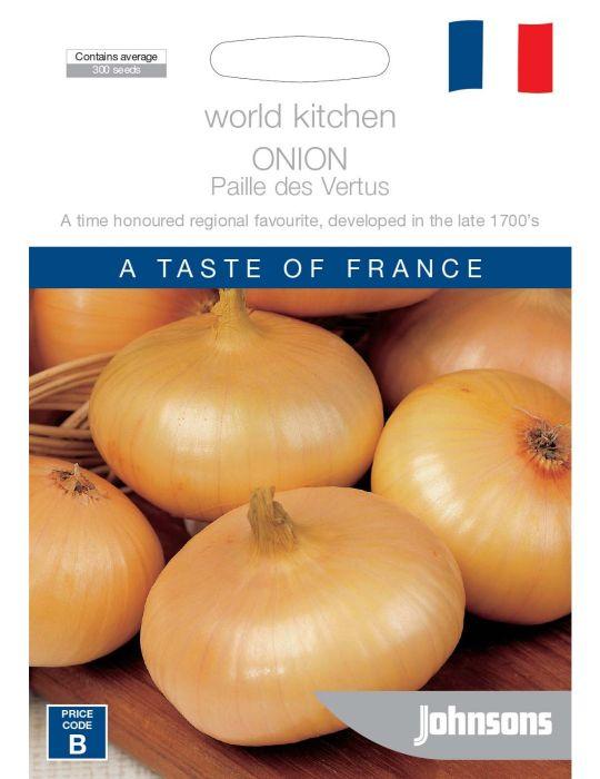 Onion Paille des Vertus