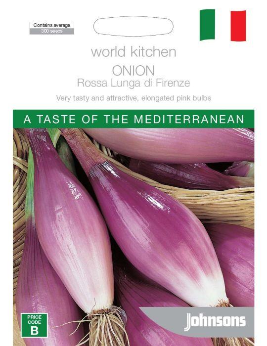 Onion Rossa Lunga di Firenze
