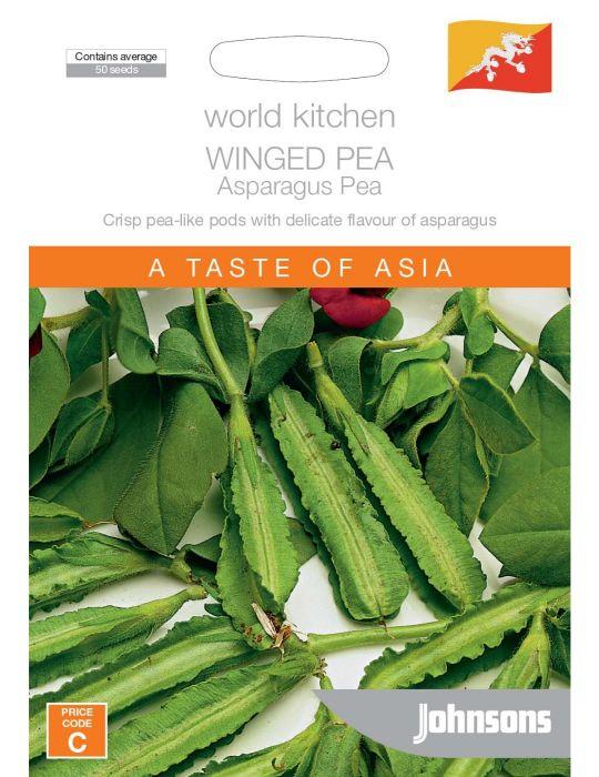 Winged Pea Asparagus Pea