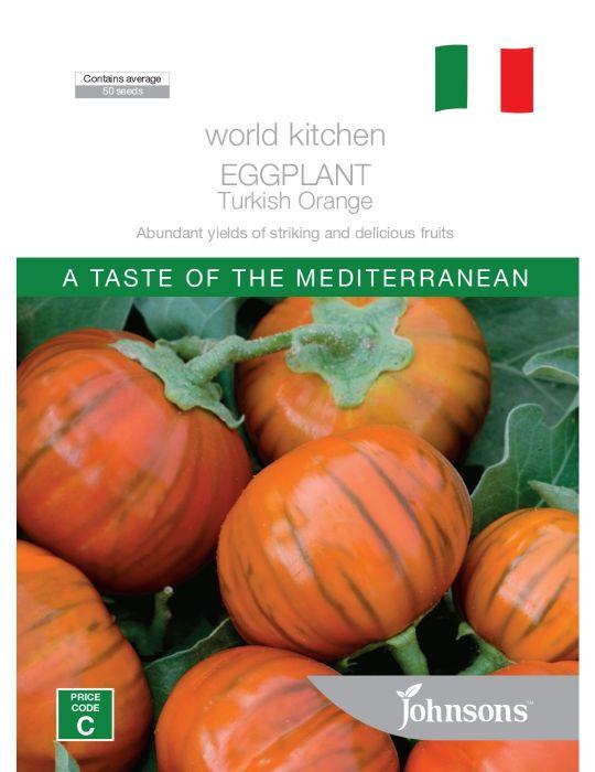 Eggplant Turkish Orange
