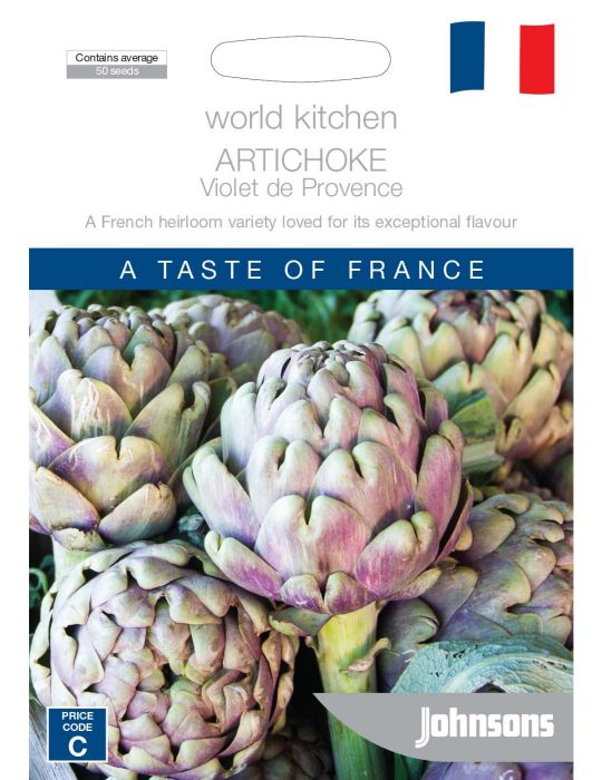 Artichoke Violet de Provence