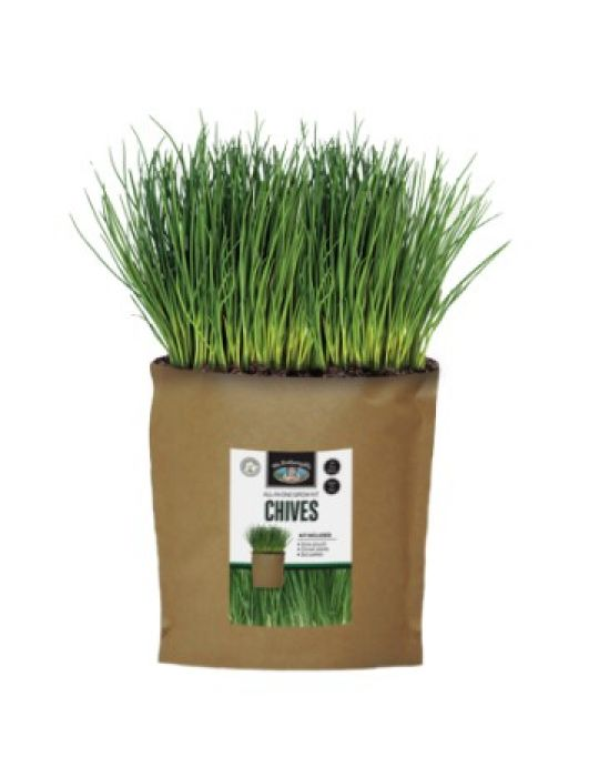 Chives - Grow Pouch Kit