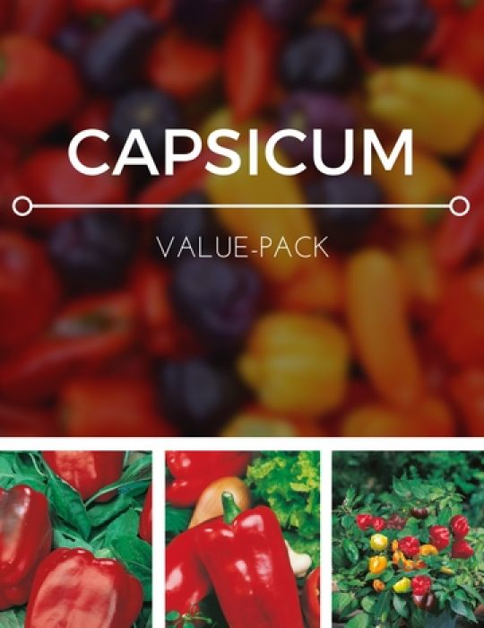 Capsicum Value Pack