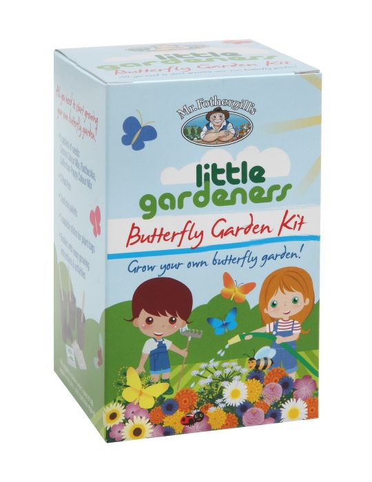 Little Gardeners Butterfly Garden Starter Kit