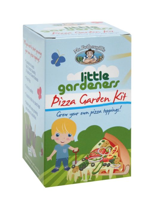 Little Gardeners Pizza Garden Starter Kit