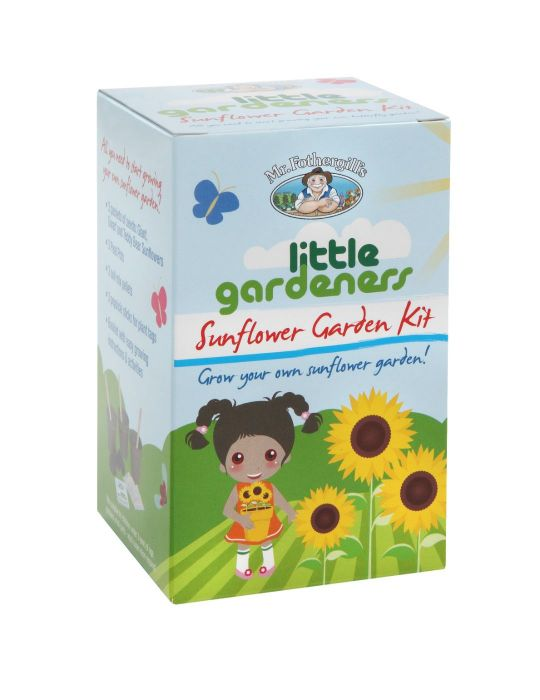 Little Gardeners Sunflower Garden Starter Kit