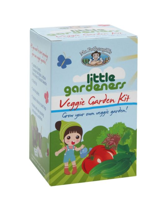 Little Gardeners Veggie Garden Starter Kit