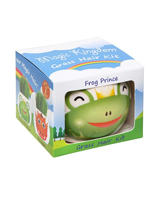 Grass Hair Kit - Magic Kingdom (Prince Frog)