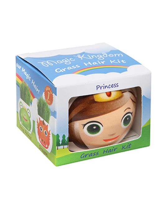 Grass Hair Kit - Magic Kingdom (Princess)