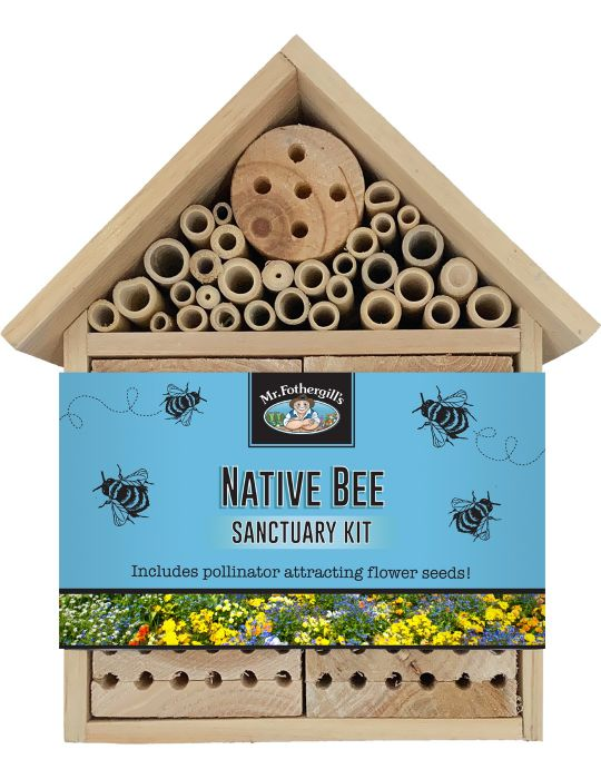 Native Bee Sanctuary Kit (Bunnings Exclusive)