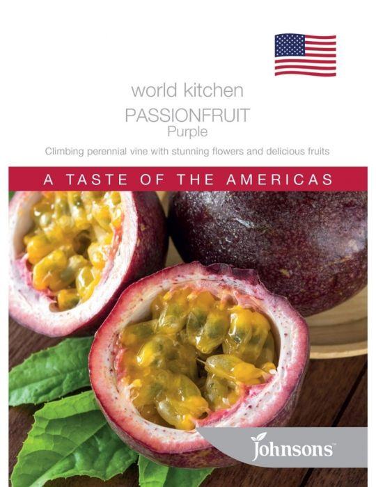Passionfruit Purple