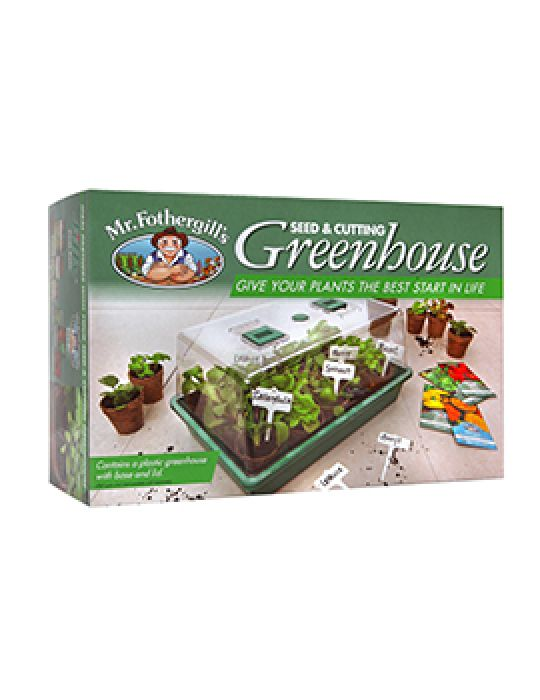 Seed and Cutting Greenhouse