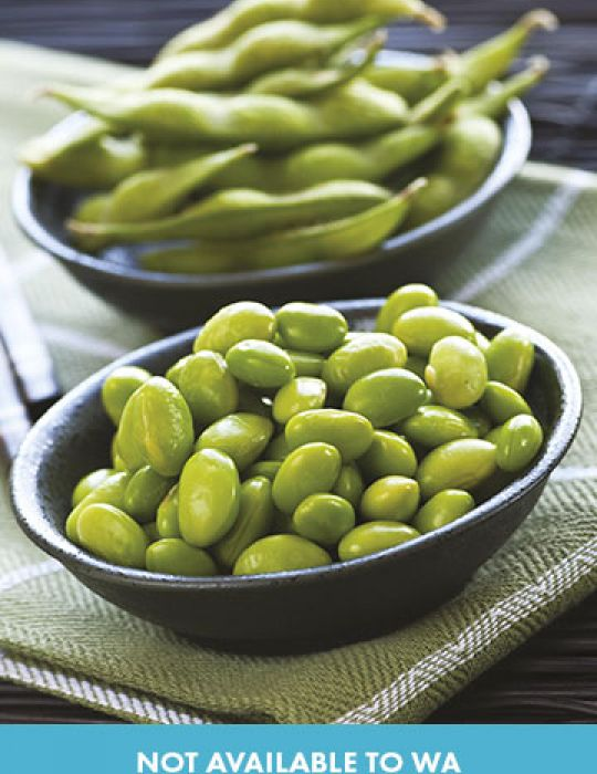 Soybean Edamame - NOT AVAILABLE TO WA