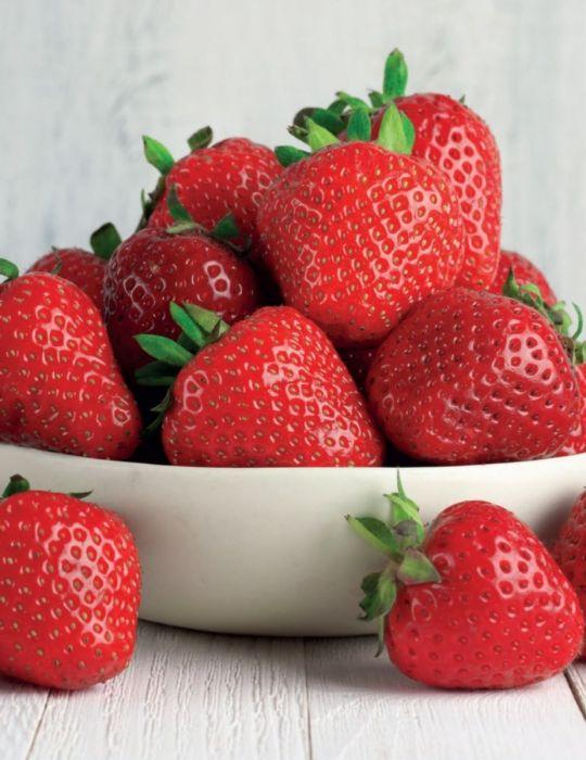 Strawberry Redlands Joy (Crowns)