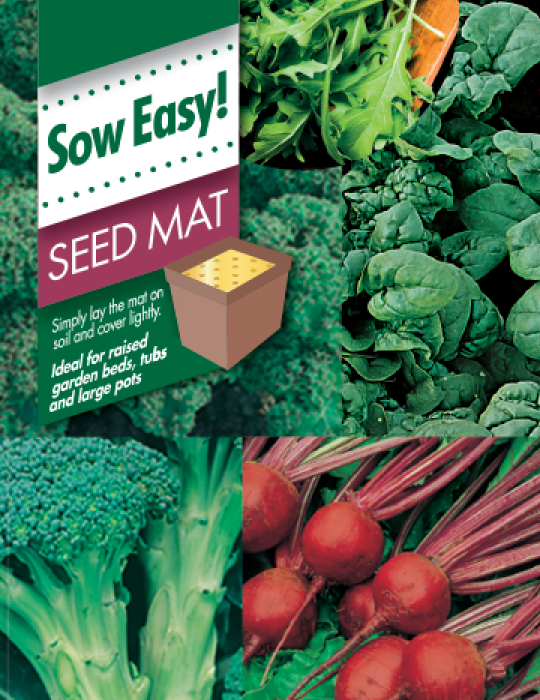 Superfood Vegetable Seed Mat