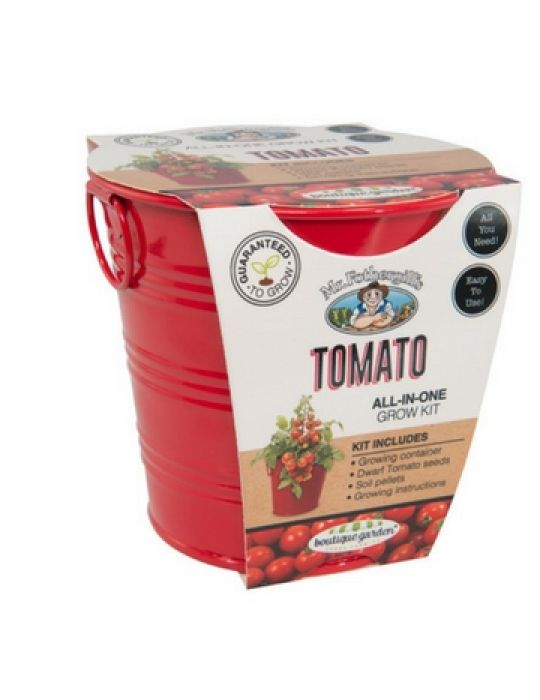 Tomato - Round Grow Kit Tin