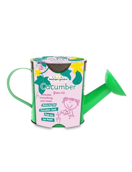 Cucumber - Watering Can Grow Kit