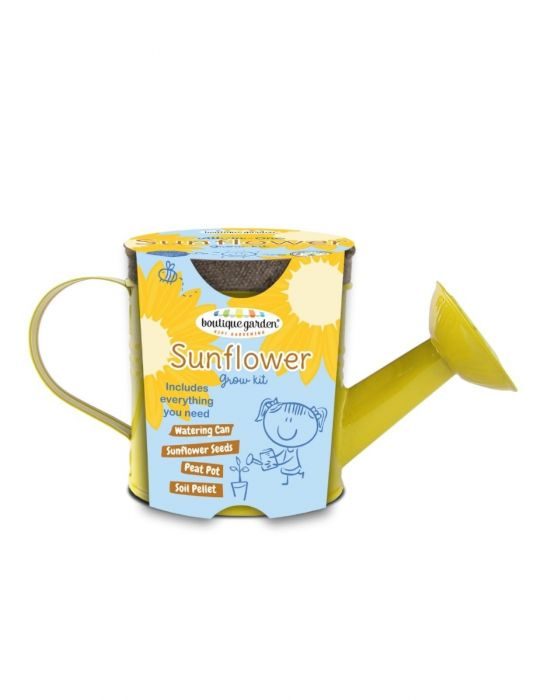 Giant Sunflower - Watering Can Grow Kit