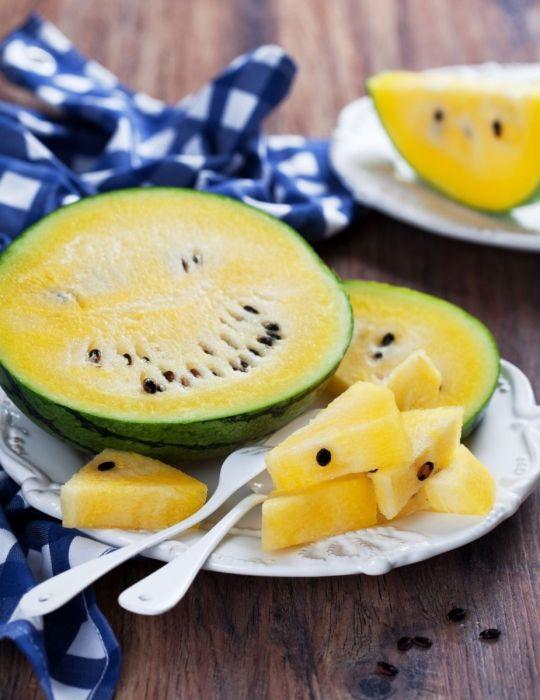 Watermelon Mini Yellow F1