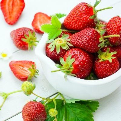 How To Grow Strawberries From Seed or Crowns