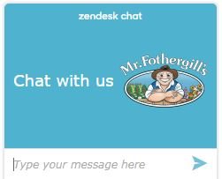 mr fothergill's live chat