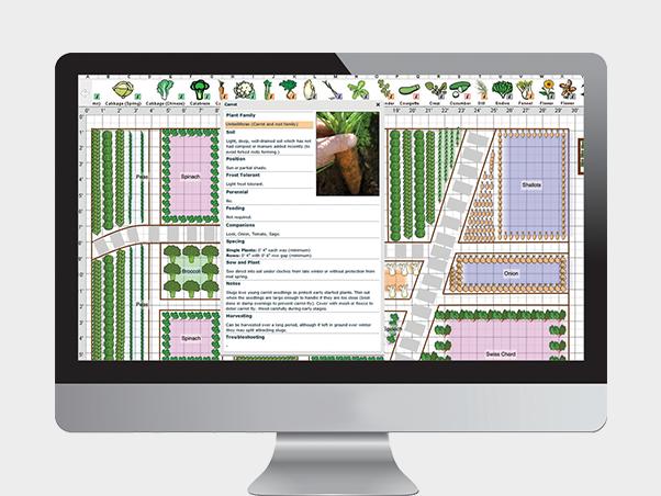 Garden Planner & Planting Guide App