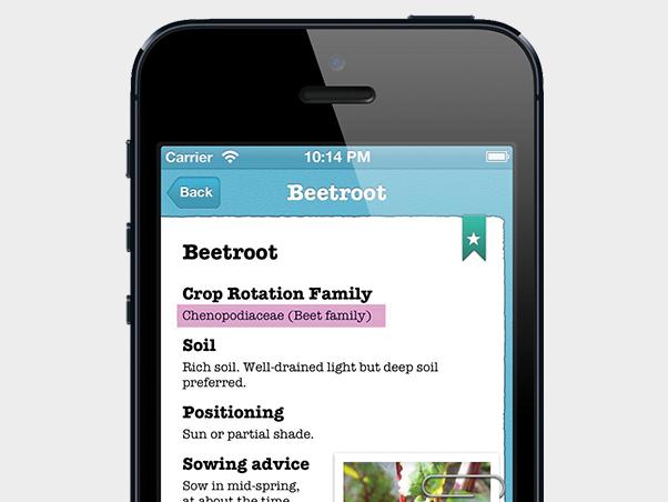 Garden Planner & App
